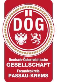 Deutsch-Österreichische Gesellschaft Freundeskreis Passau-Krems e.V. Logo